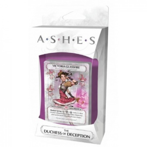 Ashes The Duchess of Deception cod 681706120041