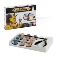 Citadels Essentials Cutters, glue brush 13 paints