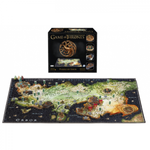 4D Cityscape Game of Thrones Essos cod 714832510025
