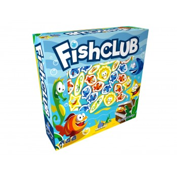 Joc de societate, Blue Orange. FishClub