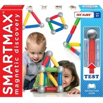 SmartMax Set educativ  Start (23 piese) cu  fereastra de test