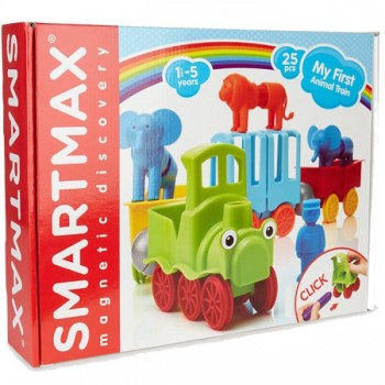 Set SMARTMAX my  First - Animal Train
