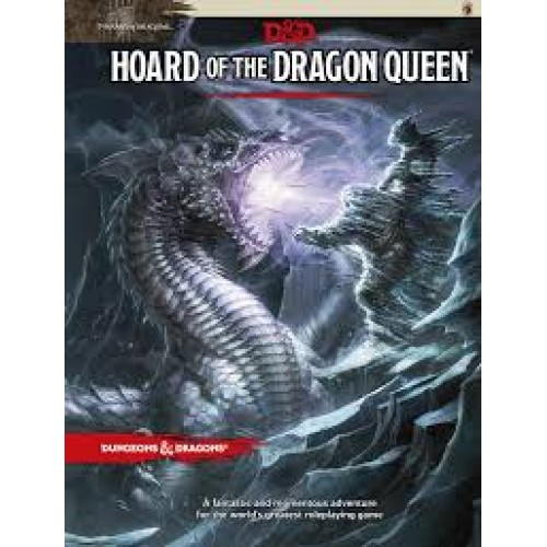 D&D Screen Hoard of the Dragon Queen cod 9420020226302