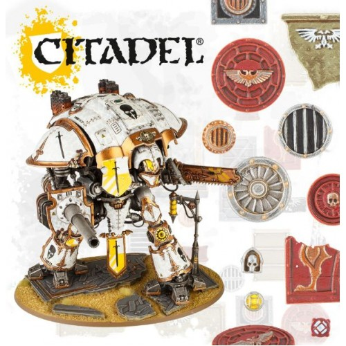 Sector Imperials Large Base Detail Kit cod 5011921073184