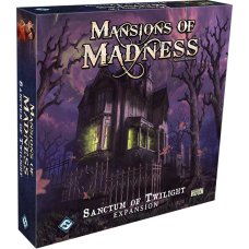 FFG - Mansions of Madness 2nd Edition: Sanctum of Twilight - EN