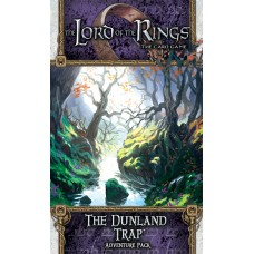 FFG Lord Of the Rings LCG The Dunland Trap Adventure Pack cod 9781616618575