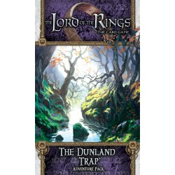 FFG Lord Of the Rings LCG The Dunland Trap Adventure Pack