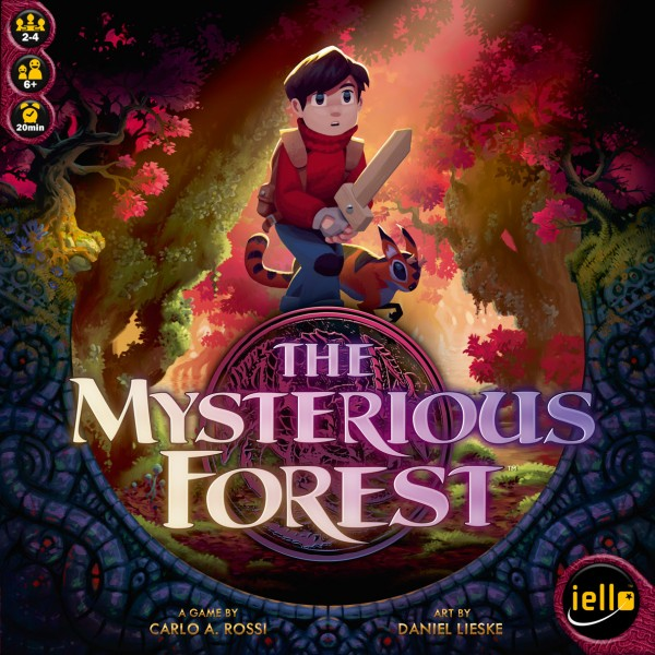 The Mysterious forest cod 3760175513442