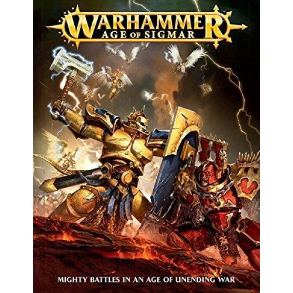 Warhammer Age of Sigmar Book cod 9781782539605
