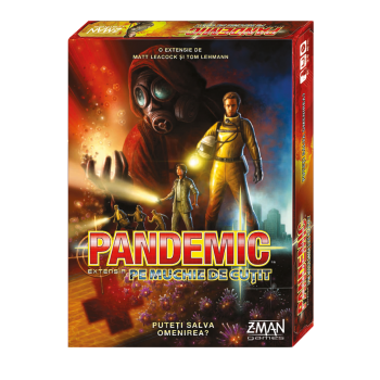 Pandemic - Pe muchie de cutit