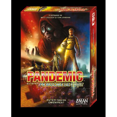 Pandemic - Pe muchie de cutit cod 681706911168