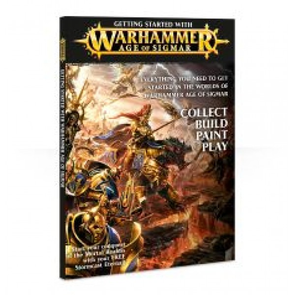 GETTING STARTED WITH AGE OF SIGMAR cod 9781785817144