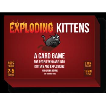 Exploding Kittens - RO