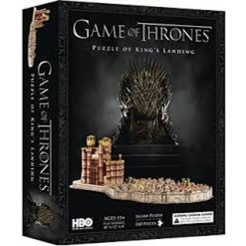 4D Cityscape Game of Thrones King`s Landing 3D cod 714832510032