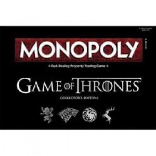 Monopoly Urzeala Tronurilor cod 5036905025843