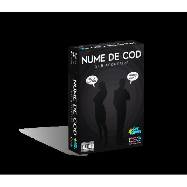 Nume de Cod Sub Acoperire cod 5949064800469