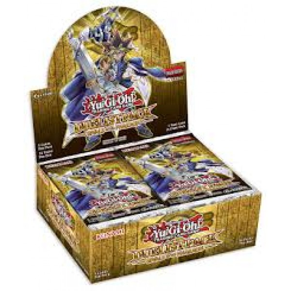 Yugioh Duelist pack Rivals of the Pharaoh Booster cod 4012927540565