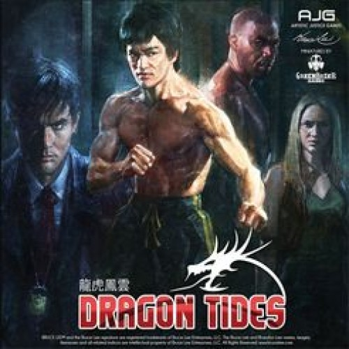 Dragon Tides cod 091037795908