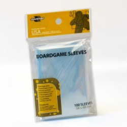Boardgame Sleeves - USA (58x88mm) - 100 Pcs