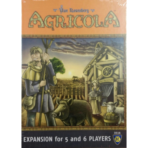 Agricola: 5-6 Player Expansion cod 029877035168