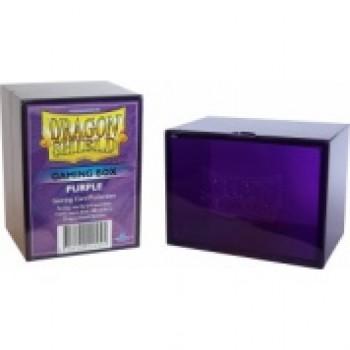 Dragon Shield Gaming Box -Purple