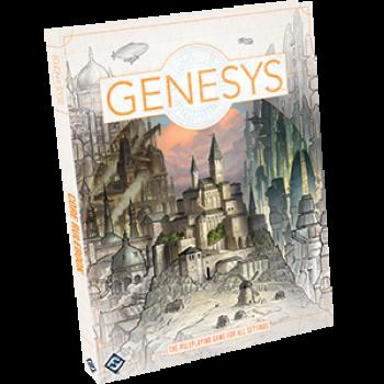 FFG- Genesys RPG Core Rulebook- EN