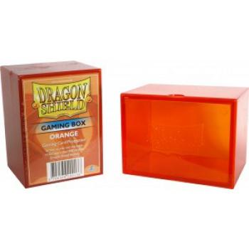 Dragon Shield Gaming Box - Orange