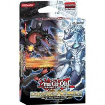 YGO - Single Structure Deck - Dragons Collide