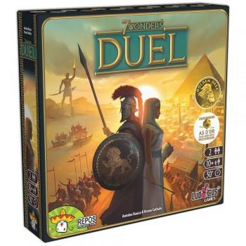 7 Wonders Duel Ro