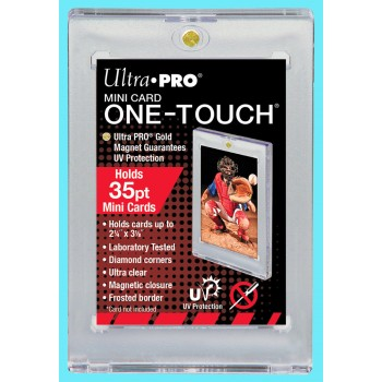 UP- Mini Card UV One- Touch Magnetic Holder