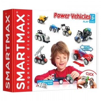 "Set Vehicule  SMARTMAX ""PLAY"" -   Power Mix"