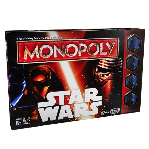 Monopoly Star Wars cod 5010994904142