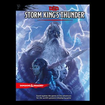 D&D Storm King`s Thunder