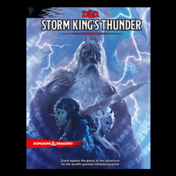 D&D Storm King`s Thunder cod 9780786966004
