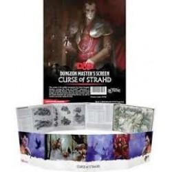 D&D Screen Curse of Strahd