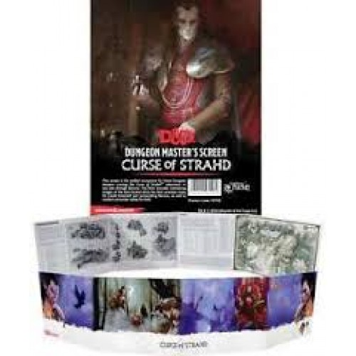 D&D Screen Curse of Strahd cod 9420020231160
