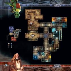 Star Wars: Imperial Assault Skirmish Map
