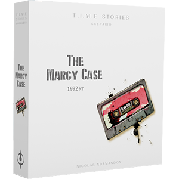 Time Stories The Marcy Case 1992 cod 3558380031031