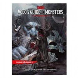 D&D Volo`s Guide to Monsters