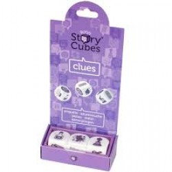 STORY CUBES CLUES