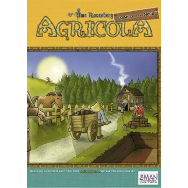 AGRICOLA FARMERS OF THE MOOR cod