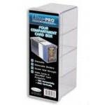 CARD BOX 4 COMPARTIMENTE cod 074427811631