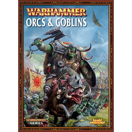 ARMY BOOK ORCS & GOBLINS cod 5011921910045