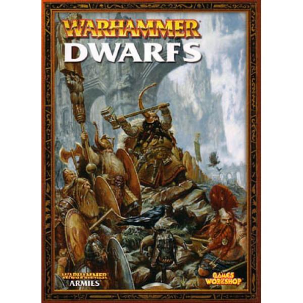 ARMY BOOK DWARF cod 5011921911264