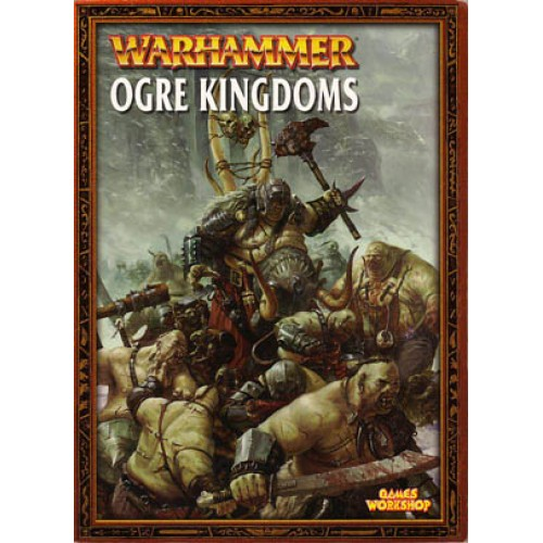 ARMY BOOK OGRE KINGDOMS cod 5011921922987
