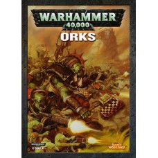 CODEX ORKS cod 9781841548524