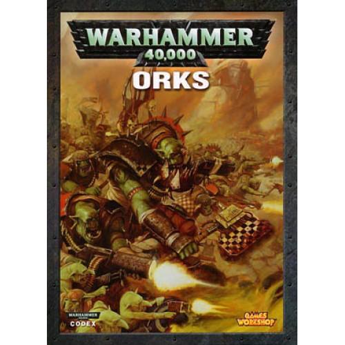 CODEX ORKS cod 9781841548524