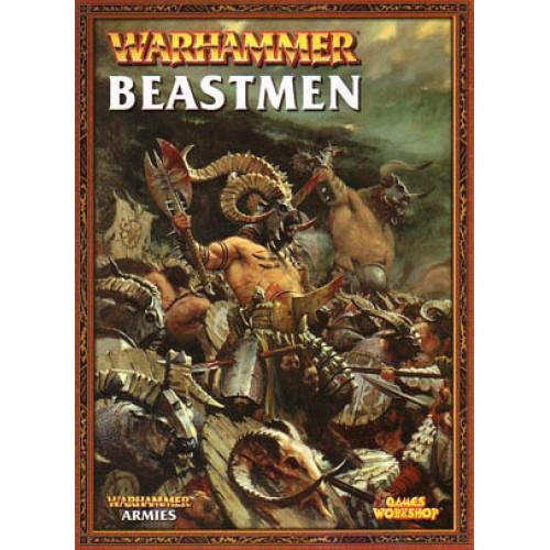 BEASTMEN ARMY BOOK cod 9781841549569