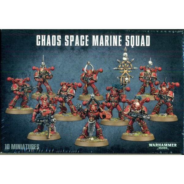 CHAOS SPACE MARINE SQUAD cod 5011921064731