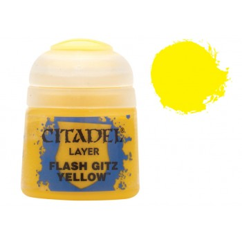 Flash Gitz Yellow